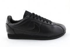 Nike Cortez Black Leather
