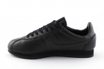 Nike Cortez Black Leather