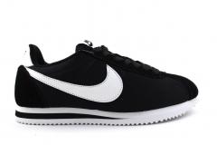 Nike Cortez Textile Black/White
