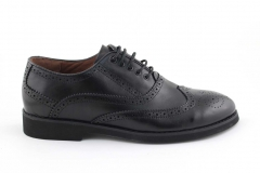 Туфли Rasht Oxford Black Leather
