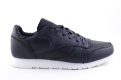 Reebok Classic Leather/Dark/Blue/White