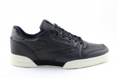 Reebok Classic Leather Navy/White