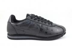 Nike Cortez x Supreme x LV All Black