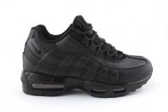 Nike Air Max 95 Black (с мехом)