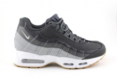 Nike Air Max 95 Grey/White (с мехом)