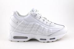 Nike Air Max 95 White (с мехом)
