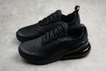 Nike Air Max 270 Triple Black