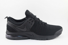 Nike Air Presto All/Black/Textile