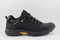 Merrell Low Shoes Black/Yellow