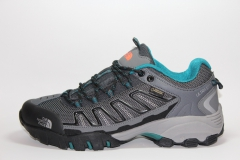 The North Face Ultra 109 GTX Grey/Turquoise