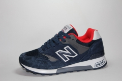 New Balance 577 Navy/Red