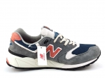 New Balance 999 Grey/Blue/Orange