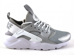 Nike Air Huarache Ultra Silver/White