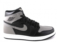 Air Jordan 1 Retro High Grey/Black