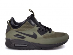 Nike Air Max 90 Sneakerboot Olive
