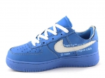 """Nike x Off-White Air Force 1 Low """"MCA Blue"""""""