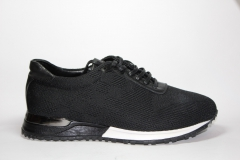 Louis Vuitton Run Away Sneaker All Black