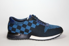 Louis Vuitton Run Away Sneaker Blue