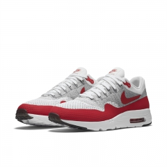 Nike Air Max 1 Ultra Flyknit White/Red
