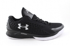 Under Armour Curry One Low Black