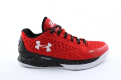 Under Armour Curry One Low Red