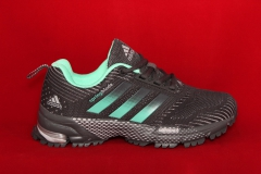 Adidas Springblade Flyknit Grey/Turquoise