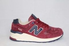 New Balance 999 Red/Navy/Cool