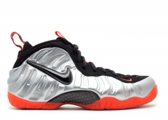 Nike Foamposite Pro Bright Crimson