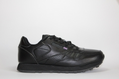 Reebok Classic Leather All/Black/Small