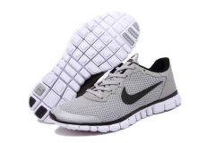 Nike Free Run 3.0 V2 Grey/Black