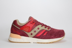 Saucony GRID SD Red/Beige