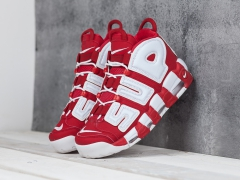 Nike Air More Uptempo Supreme Red/White