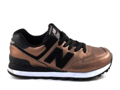 New Balance 574 Bronze/Black N19