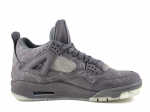 Air Jordan Retro 4 Suede Grey