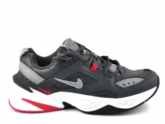 Nike M2K Tekno Grey Lether