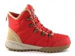 Ботинки Columbia Fairbanks Red (с мехом)