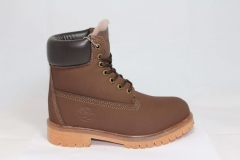 Timberland 6-inch Brown/Sale (натур. мех)