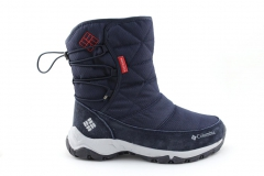 Дутики Columbia Keepwarm Navy (с мехом)