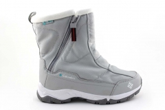 Дутики Columbia Waterproof Grey (с мехом)