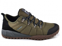 Columbia Thermo Waterproof Mid Olive