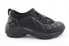 Merrell Ice Cap Moc Black Leather