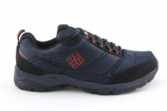 Columbia Thermo Waterproof Blue/Red