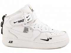 Nike Air Force 1 Mid '07 LV8 (с мехом)