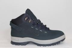 Nike Lunarridge Navy (натур. мех)