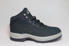 Ботинки Nike Navy (натур. мех)