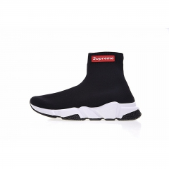 Supreme X Balenciaga Speed Stretch-knit mid sneakers