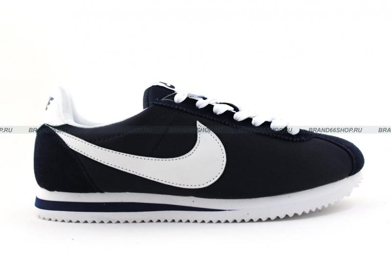 Nike Cortez Dark Blue/White