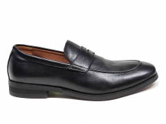 Loro Piana Loafer City Walk Black Leather