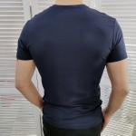 Мужская футболка - тёмно-синий (MF001)