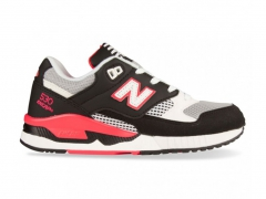New Balance 530 Black/White/Red